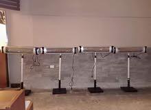 دفايات كهرباء للاماكن المفتوحه