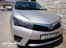 Toyota Corolla 2018 for rent per Week