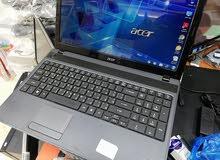 تخفيض جهاز لابتوب acer  معالج كور i7