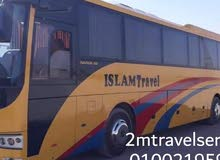 باص مرسيدس 50 راكب للايجار في مصر
