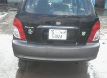 Kia Carens 2004 For sale - Black color