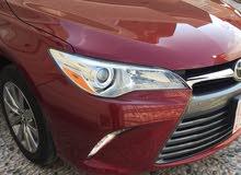 Gasoline Fuel/Power   Toyota Camry 2017