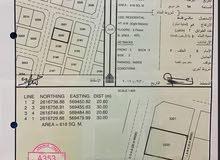 للبيع أرض سكنية الموقع (النهضة جنوب )  ولاية المصنعة