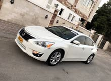 New condition Nissan Altima 2014 with  km mileage