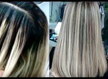 مركز ايزابيلا لبيع الشعر طبيعي و جميع انواع التركيب