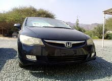 Honda Civic 2006 - Automatic