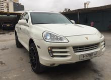White Porsche Cayenne 2009 for sale