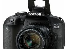 i am looking for canon dslr 800D