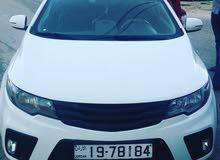 Automatic White Kia 2011 for sale