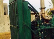 مولد كهرباء امريكي نوع كومنس خادم 700 ساعة قوته نص ميقا