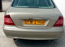 20,000 - 29,999 km Mercedes Benz S 320 1999 for sale