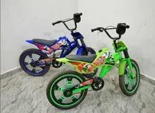 دراجتين حجم 20