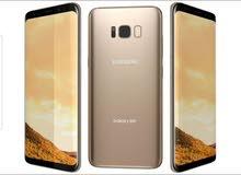 Samsung s8 plus.  64 gega
