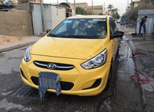 2017 Used Accent with Automatic transmission is available for sale