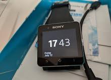 بسداد ساعة سوني * أصلية * الموديل التاني Sony Smart watch SW2