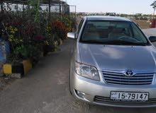 2006 Toyota Corolla for sale in Amman