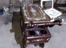 مجموعه عربات شاي مختلفه استر   مطعمه بالنحاس 01282883510