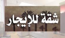 شقه للايجار بمكان حيوي جدا بشارع فاروق قريبه من كليه التربيه