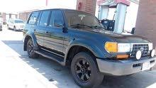 تويوتا لاندكروزر 1997 ليلى علوي ليمتيد محرك 24 دفع رباعي 4WD