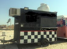 food truck for sale size 3 * 2