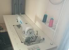 مكينة خياطة نوع juki للبيع