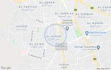 شقه غير مفروشه للايجار شارع الجامعه خلف مطاعم ابو محمود