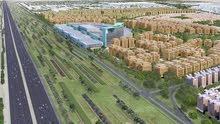 قطعة أرض للبيع  فلل الماس  تصريح ارضى +أول بمساحة 4501 قدم مربع  بمدينة تلال C  الشارقة