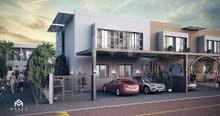 فيلا 3 غرف فى الشارقة بنظام الطاقة الشمسية و 5 سنوات رسوم صيانة مجانا