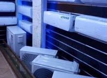 مكيفات توفير الطاقه طن ب 280 شامل التركيب / فك وتركيب مكيفات