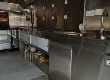 فوود ترك للبيع استخدام خفيف, ومعدات مطعم غير مستخدمة   لتتواصل