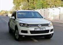 Volkswagen Touareg 2012  GCC Specs  FULL Service History  EXCELLENT Condition
