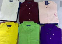 Ralph Lauren USA Oxford Cotton shirts sleeve