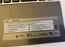 لابتوب acer core i7 فول موصفات