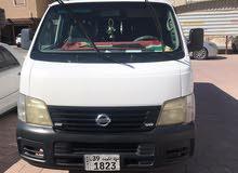 urvan bus for sale model 2004