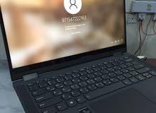 لابتوب i core7 اللابتوب Lenovo وكالة فعلياً لم يستخدم وفاتورته معه من 3 شهور