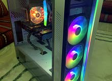Full steup of gaming pc in perfect condition