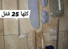 ملحقات حمام اكثرها جديد