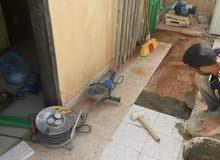 شركة كشف تسربات المياه عزل خزانات المياه فحص تسربات المياه أحدث الاجهزه الحديثه