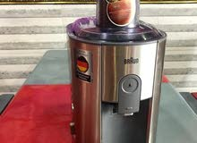 pure juice mixi blender braun good condition urgent sale
