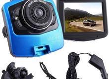 كاميرا اماميه للسياره وتسجيل