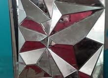 تركيب جميع انواع الزجاج السكوريت والمرايات والبراويز والدبل  جلاس