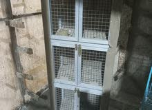 fully aluminum cage
