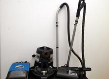 للبيع مكنسة تنظيف ريمبو السجاد +مكنسة غسيل السجاد نظيفه وما فيها اي عيوب