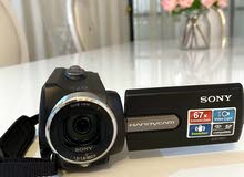 كاميرا سوني بسعر مغري استخدام بسيط جداً