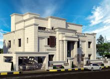قصر للبيع في عبدون