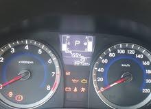 Hyundai accent 2018 . 3000km