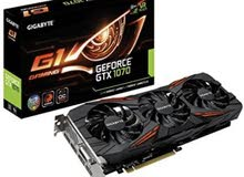 GTX 1070 8GB OC RGB
