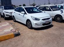 2016 Hyundai for rent in Basra