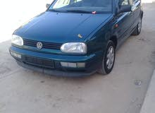 Volkswagen Golf 2004 For sale - Green color