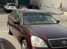 Available for sale! 0 km mileage Lexus LS 2002